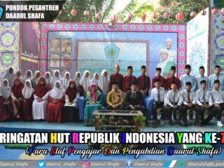 Dewan Guru Pesantren Daarul Shafa